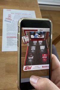 So einfach geht's: E&W Plus App starten, Seite scannen und staunen!