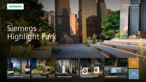 Der Siemens Highlight-Park bietet den Fachhandelspartnern umfassende Informationen über die Herbstneuheiten von Siemens.