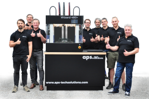 Für den Erfolg des hochambitionierten Projekts zogen alle Mitglieder des Entwicklerteams kompromisslos an einem Strang – und sorgten damit für einen Quantensprung im 3D-Druck.