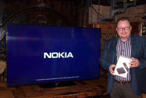 """Auch StreamView ist als Lizenznehmer von Nokia den Markenwerten verpflichtet, betont Jarin Eronen, COO StreamView GmbH: """"Jedes Produkt, welches wir auf den Markt bringen, muss von Nokia freigegeben werden."""