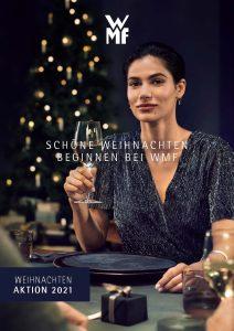 WMF startet am 8. November mit der diesjährigen Weihnachtskampagne.